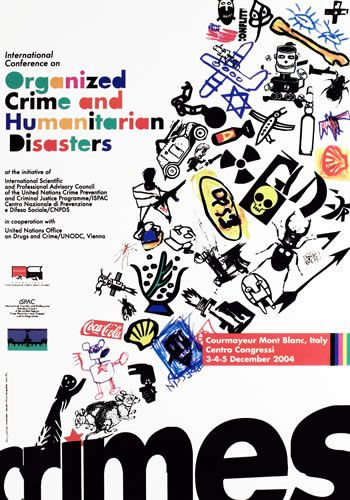 "Conferenza internazionale su ""Organized crime and humanitarian disasters"", Courmayeur, 3-5 dicembre 2004"