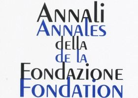Annals of the Courmayeur Foundation  - 2014