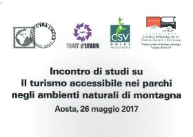 Accessible tourism in mountain areas